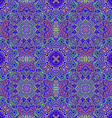 colorful hand drawn seamless pattern vector image
