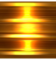 Abstract background gold vector image