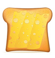 toast 05 vector image vector image