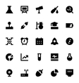 Science and Technology Icons 2 vector image