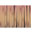 Wooden Board Background Design vector image