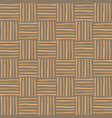 wicker seamless pattern vector image