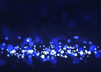 abstract bokeh lights background design vector