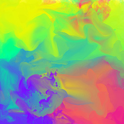 bright colorful watercolor texture background vector