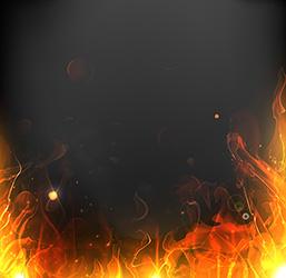 fire design vector
