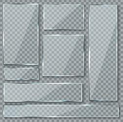 glass plate glass texture effect window plastic vector