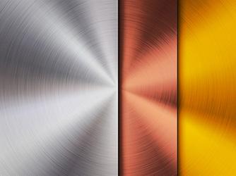 metal textured background vector